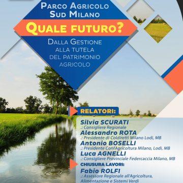 Lunedì 9 dicembre a Milano si discute sul futuro del Parco Agricolo Sud di Milano. Federcaccia rappresenatta dal consigliere provinciale milanese Luca Agnelli