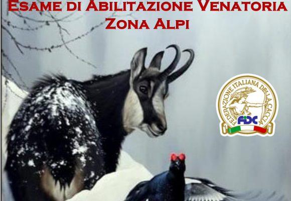 A novembre il corso per la preparazione all'esame di abilitazione all'esercizio venatorio in zona Alpi a Varese
