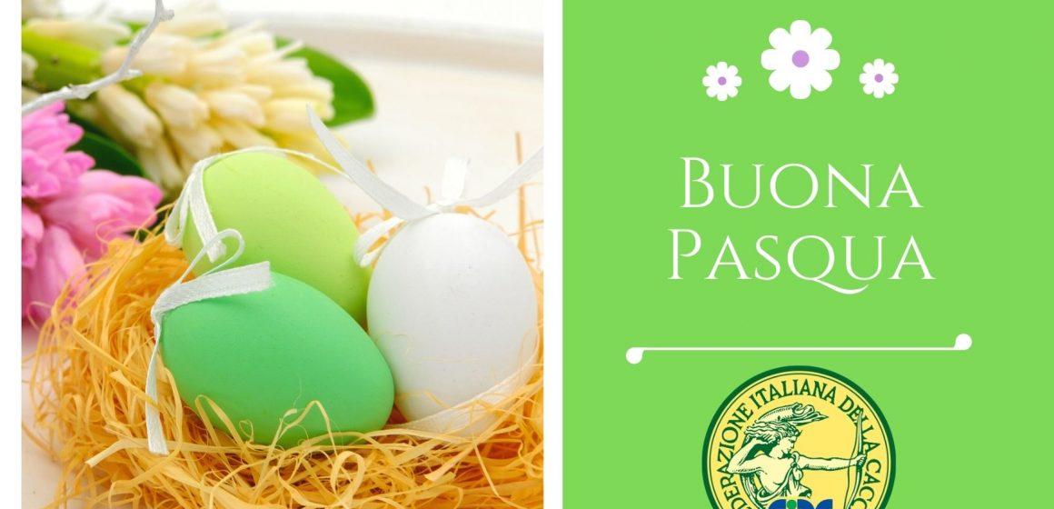 Tanti auguri di Buona Pasqua da Federcaccia Lombardia