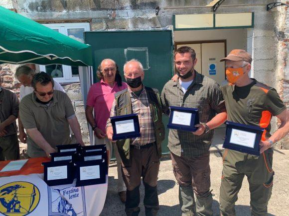 Semifinale Sant'Uberto a Isola Serafini a squadre: alla finalissima due formazioni bresciane e una bergamasca