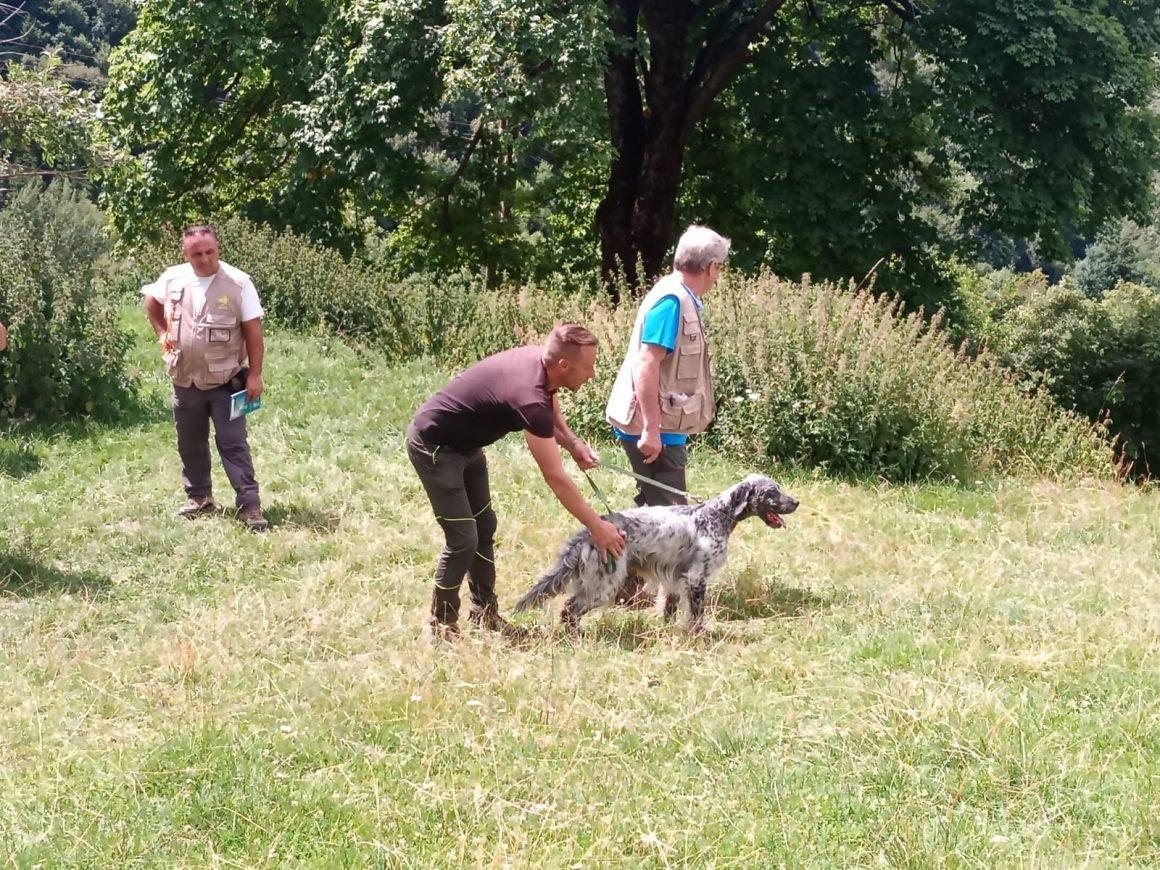 Secondo Trofeo cacciatori a cura dalla sezione Federcaccia di Varese a Fagnano Olona