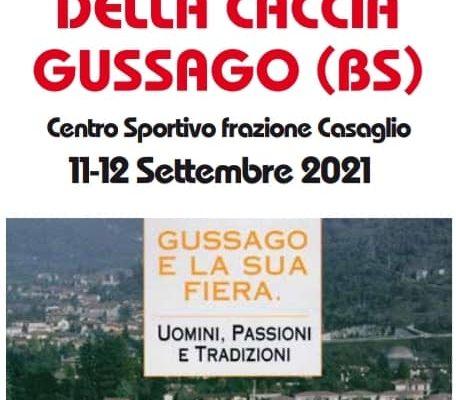 A Gussago sabato 11 e domenica 12 settembre torna la Fiera della Caccia, la grande tradizione bresciana per l'arte venatoria