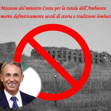 """Le dichiarazioni del Ministro Costa sui roccoli. La replica di Federcaccia """"Solo propaganda: nessun divieto per l'uso dei richiami vivi"""""""