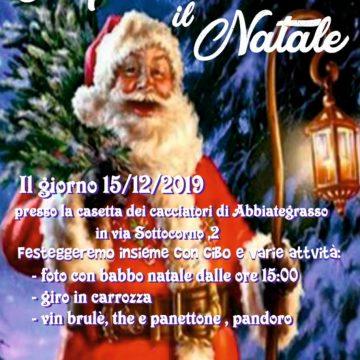 """""""Aspettando il Natale"""" con la sezione di Abbiategrasso di Federcaccia Milano-Monza e Brianza domenica 15 dicembre"""