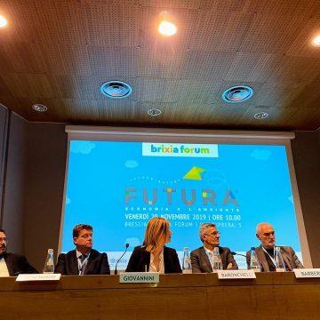 """Federcaccia Lombardia e Fondazione Una a """"Futura Economia X L'Ambiente"""" a Brescia: il cacciatore protagonista dell'equilibrio ambientale"""