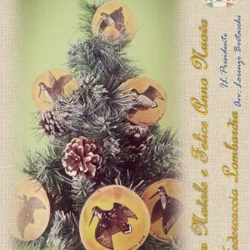 Tanti auguri di Buon Natale e Felice Anno Nuovo da Federcaccia Lombardia