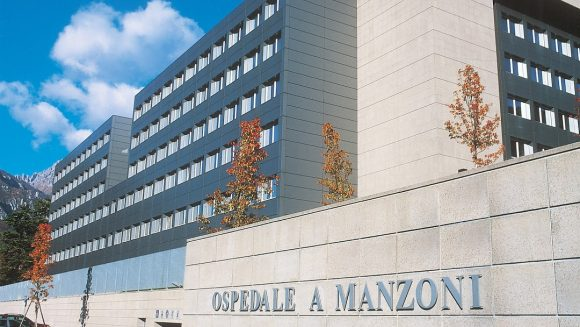 Tredicimila euro dalle sezioni comunale di Fidc Lecco per l'Ospedale Manzoni