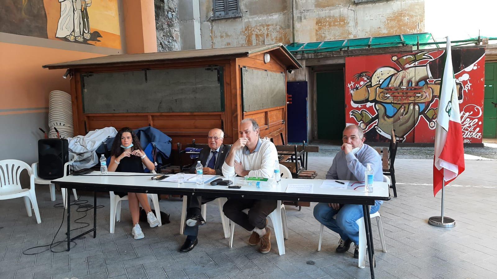 Assemblea provinciale di Federcaccia Lecco con Antonella Labate e Michele Sorrenti